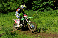 Hatcliffe Enduro - Youth Race June 2014 RORUK