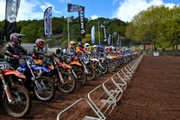 Scott Nationals - 250's & Ladies Hawkstone Park May 2015