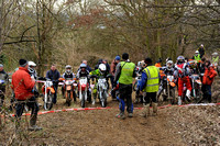 Woodhouse Enduro - Youth Race 31st March 2013 - NREC