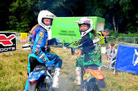 British Sprint Enduro Championship 4th August  - Westwood