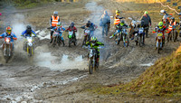 Ellington Banks - 7th Jan 2017 Youths Play & Race Raw Enduro