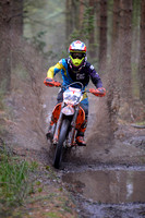 Helmsley Practice - 14th Feb 15 - Dirtbike Action