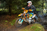 Helmsley Time Card Enduro - October 2014 - Dirtbike Action