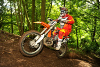 Hatcliffe Enduro - PM Race June 2014 RORUK