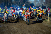 Gale Common Hare Scramble - 4th Jan 2015